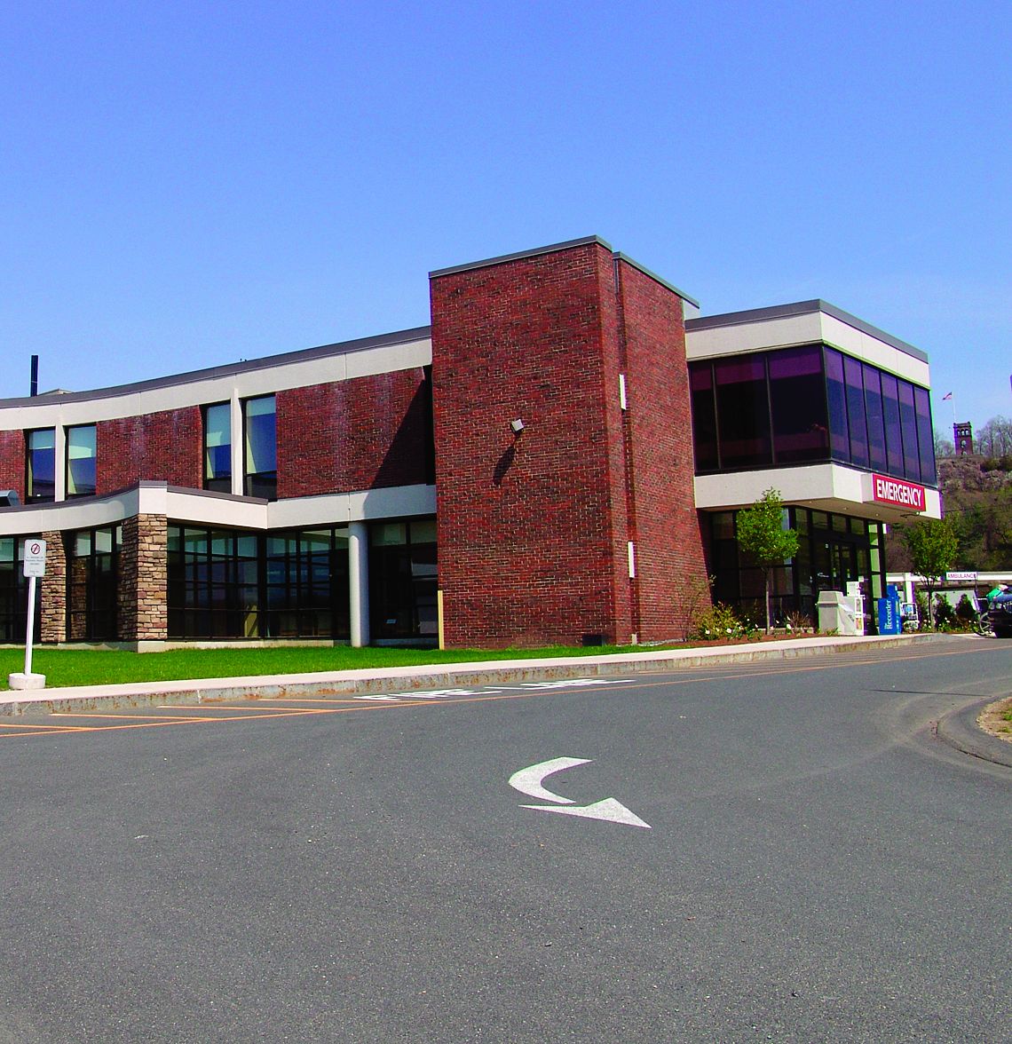 Franklin Medical Center, Greenfield, MA — JDRivet Roofing