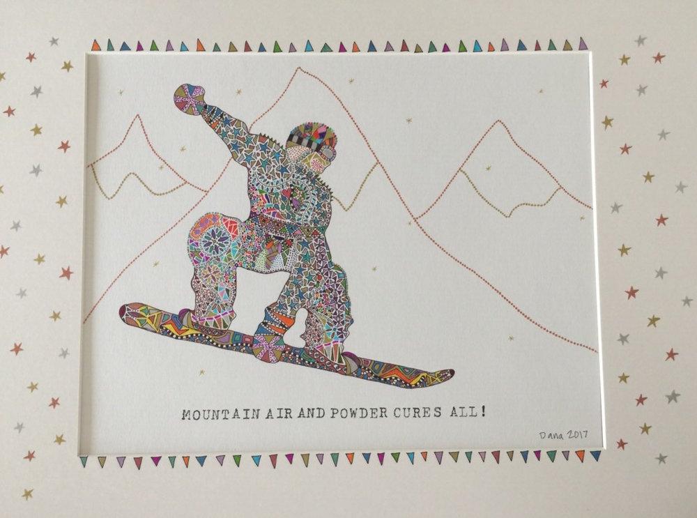 Dana Middlebrook's Snowboarding