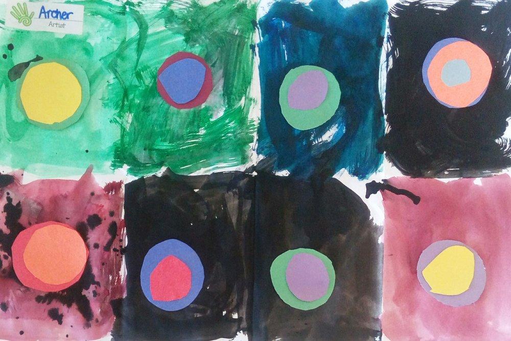 Modern Art Stations Summer Art Series For Kids Art Box