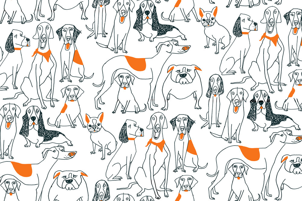 Doggie pattern