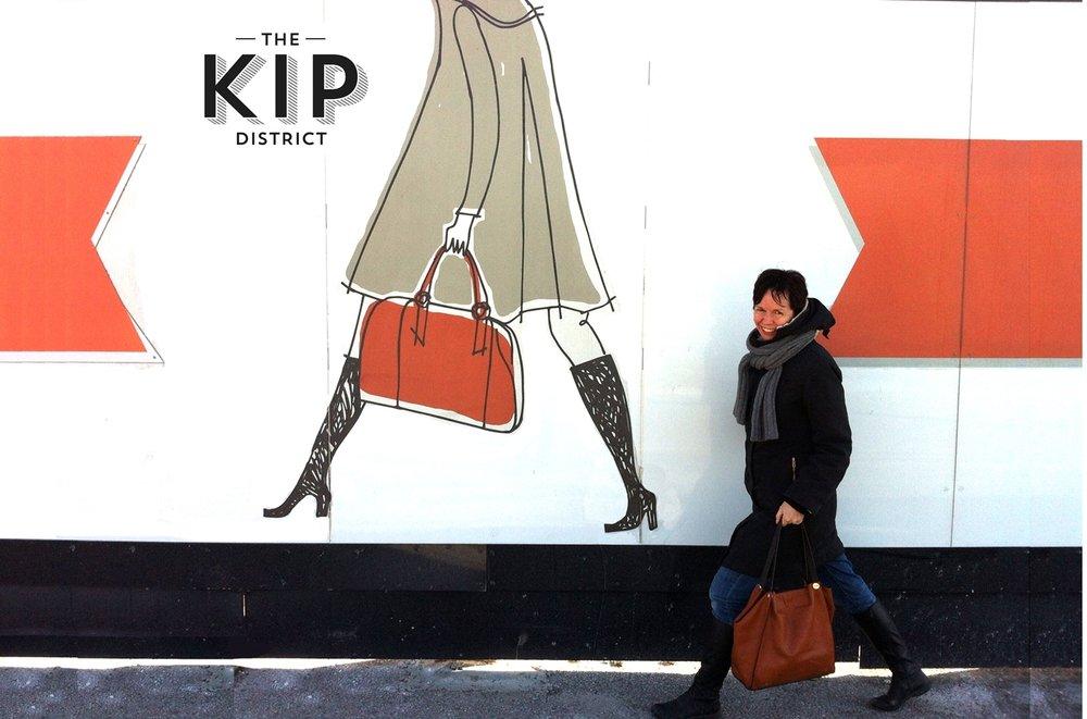 KIP District Condo campaign