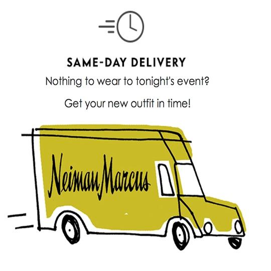 Neiman Marcus Website