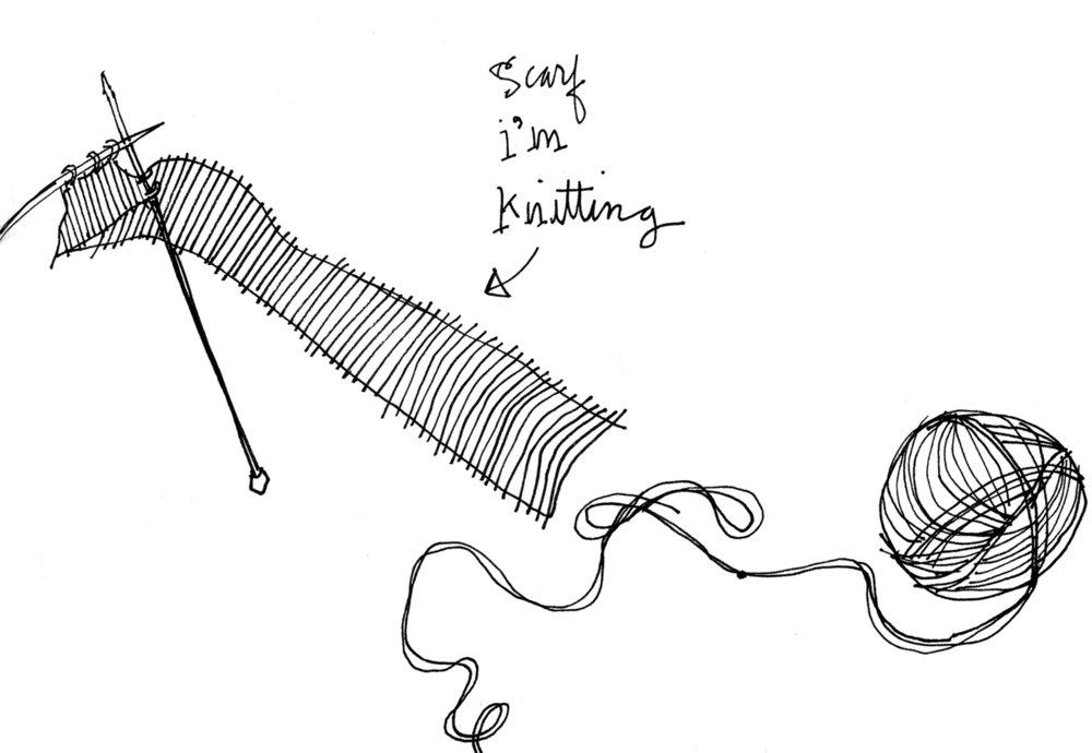 sketch scarf i'm knitting.jpg