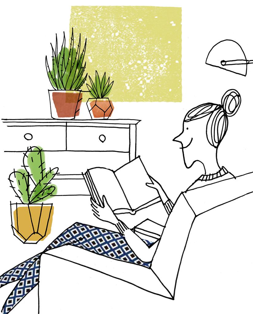 Cozy Reader