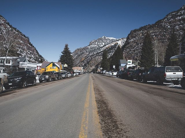 📓Title: Historic Ouray, Colorado  A view down main street in Ouray, CO which is considered a National Historic District with buildings that date back to the late nineteenth century. Once a mining town, now known as an ice climbing mecca. ≈≈≈≈≈≈≈≈≈≈≈≈≈≈≈≈≈≈≈≈≈≈≈≈≈≈ 🏔For more outdoor adventure, action sports and landscape photography, Follow on Instagram @johnlagphoto 🙏 Thank you! ≈≈≈≈≈≈≈≈≈≈≈≈≈≈≈≈≈≈≈≈≈≈≈≈≈≈ . . . . . #ourayicepark #ouray #ouraycolorado #ourayicefest #getyouraxeingear #iceclimbing #miningtown #historiccoloradotown #johnlagphoto