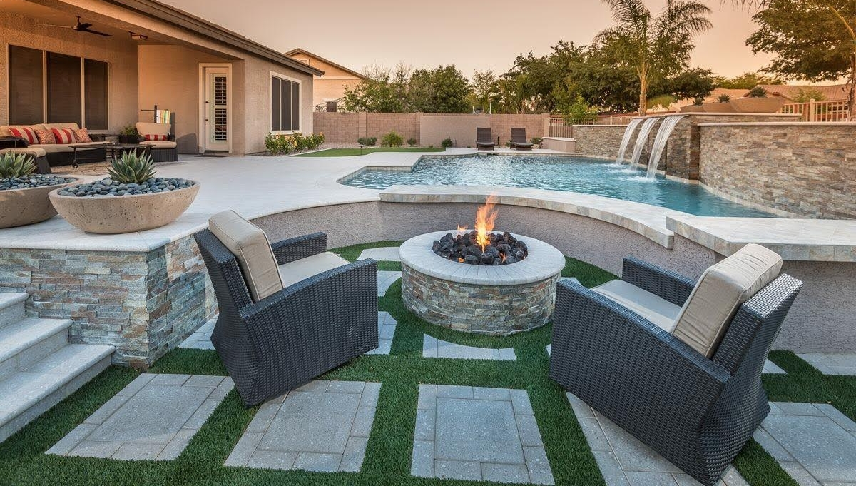 experts in artificial turf arizona luxury lawns