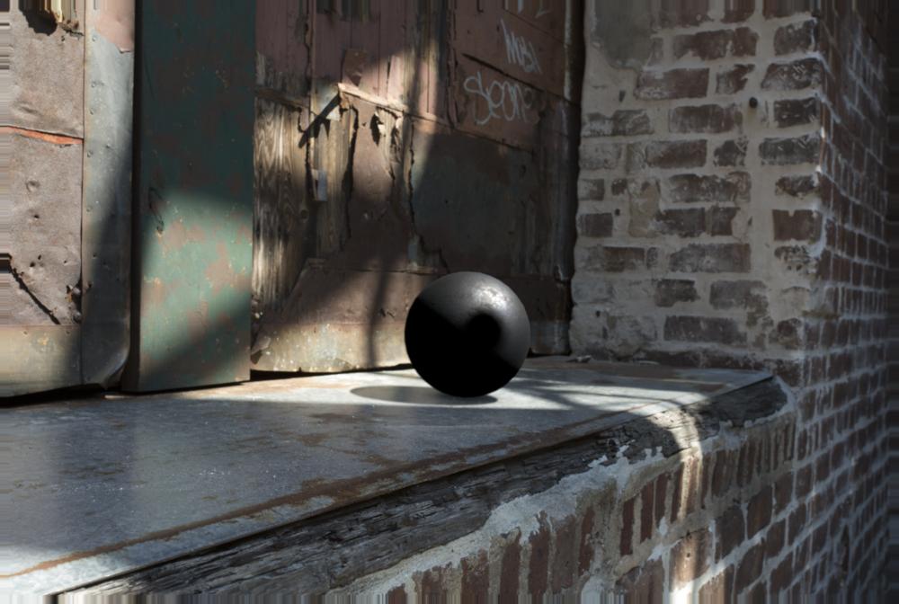 Ball Environment Shadow