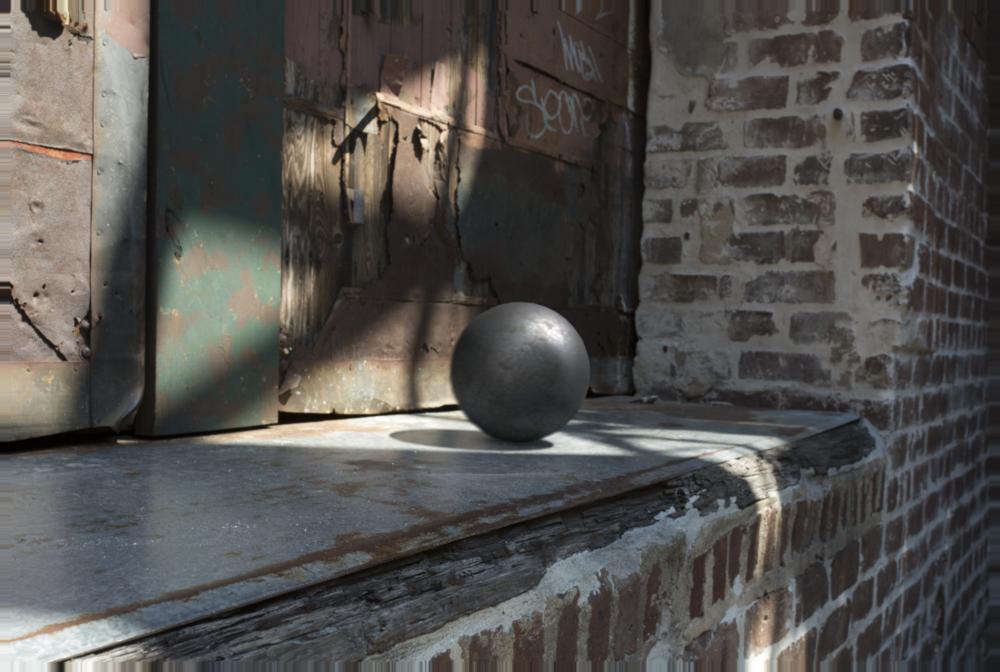 Ball Motion Blur