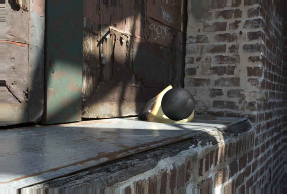 Ball Over Bucket Mask