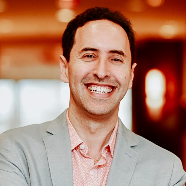 David Berkowitz  — Strategic Partner