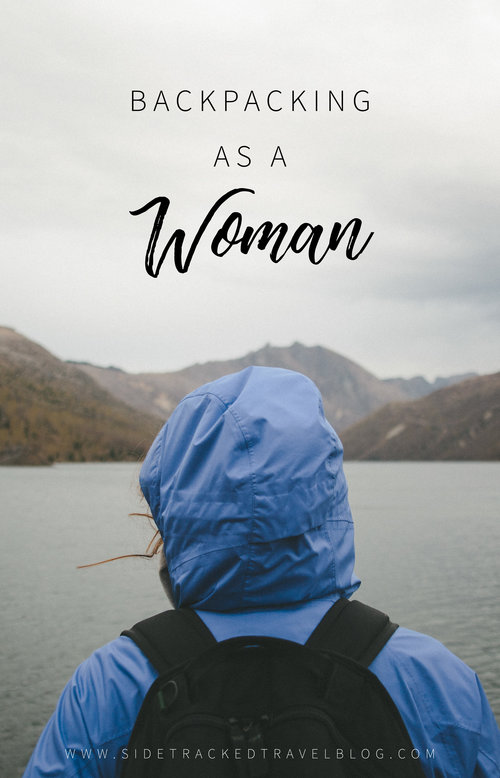 Backpacking as a woman