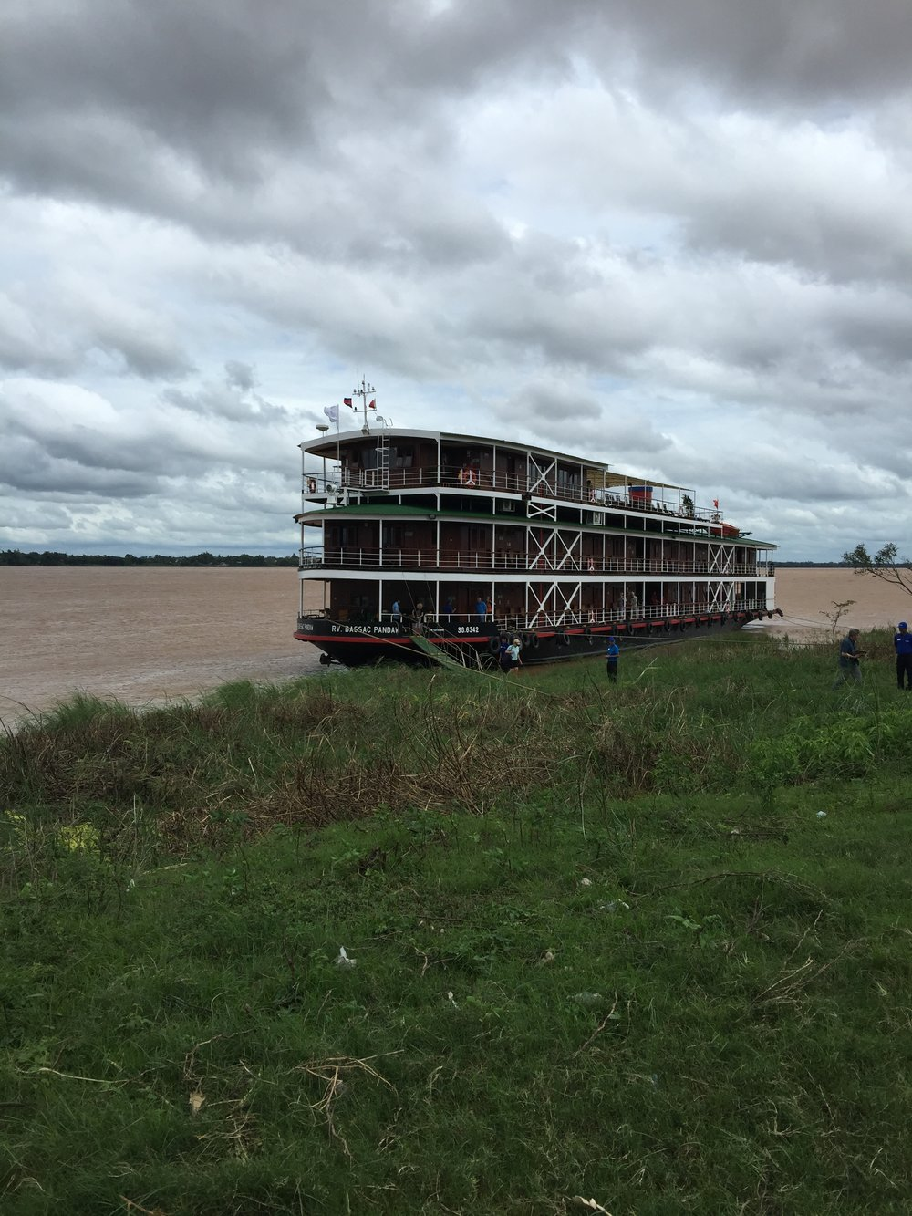 Cruising the Mekong River, Vietnam