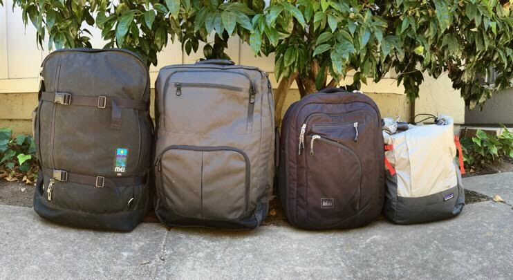 Lady Light Travel: bags got smaller over time