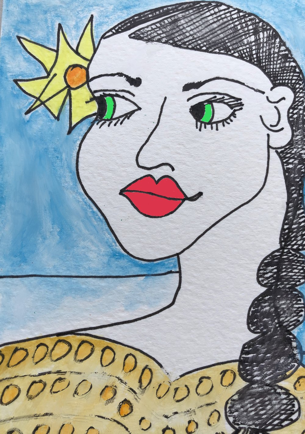 Noumea woman