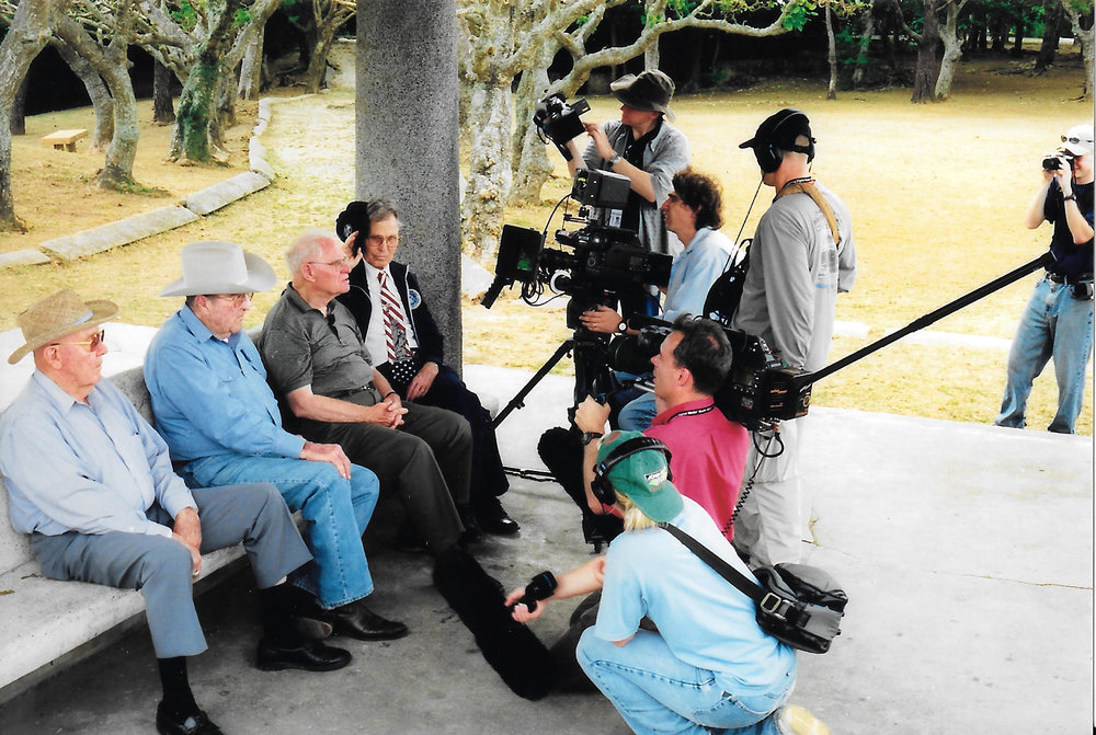 Terry TCO filming vets.jpg