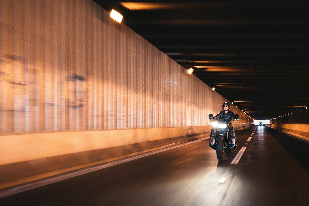 Harley Davidson FatBob Goiania