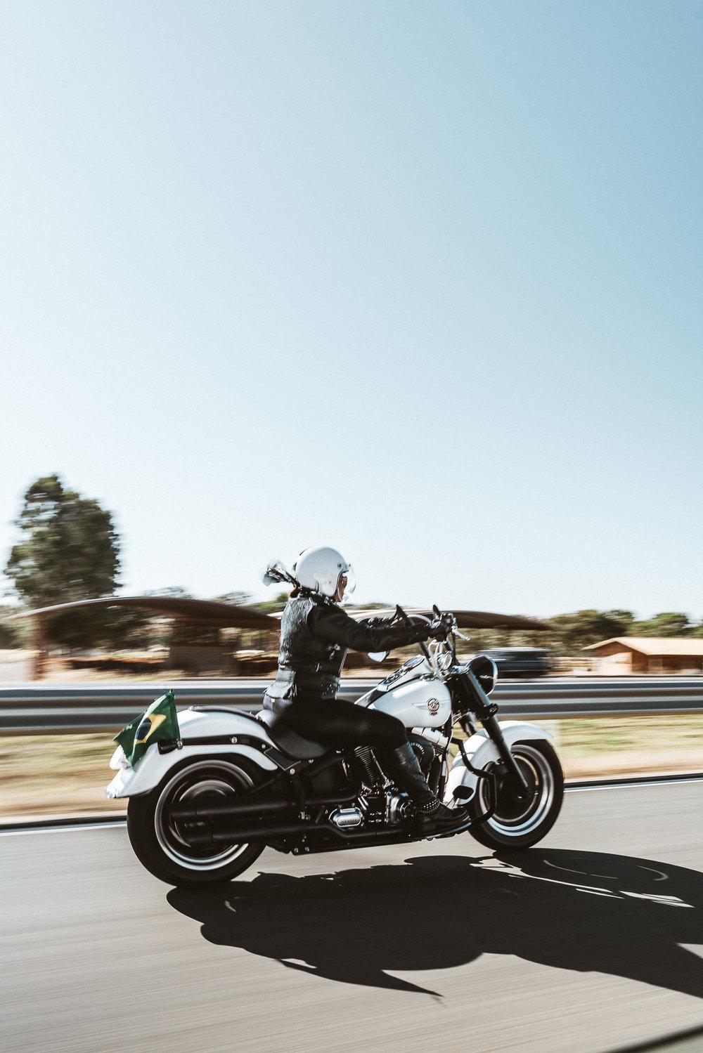 Ladies of Harley Davidson Goiania