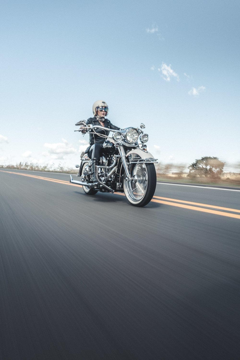 Mulheres Harley Davidson Brasil