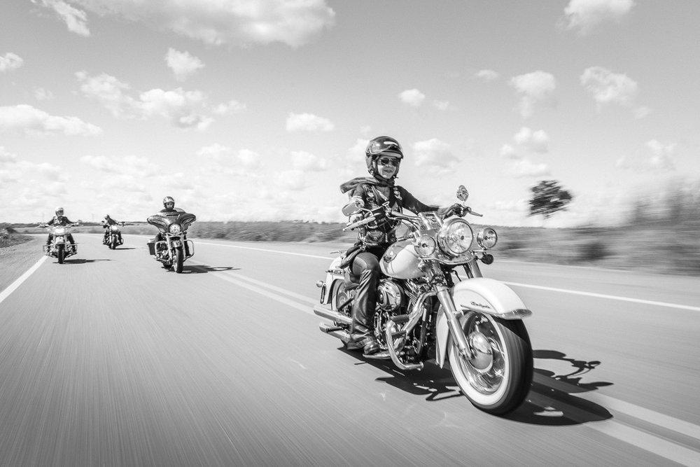 Ensaio Motos Harley Davidson Goiania