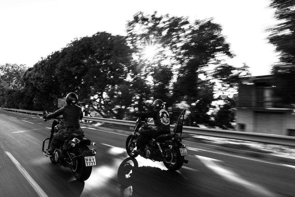 Motos Harley Davidson B&W Goiania