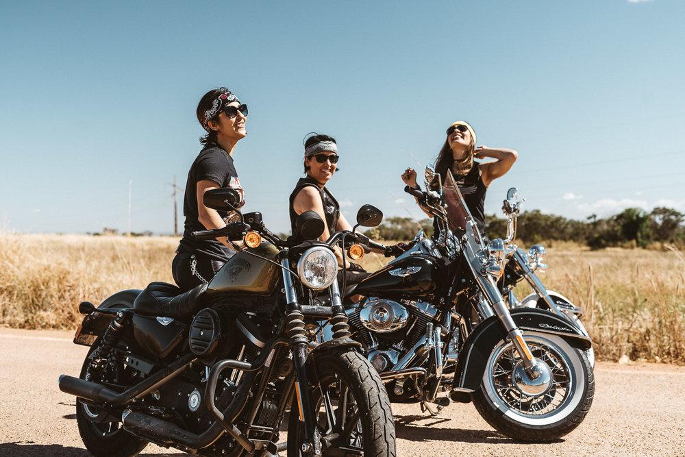 Ladies of Harley Goiania