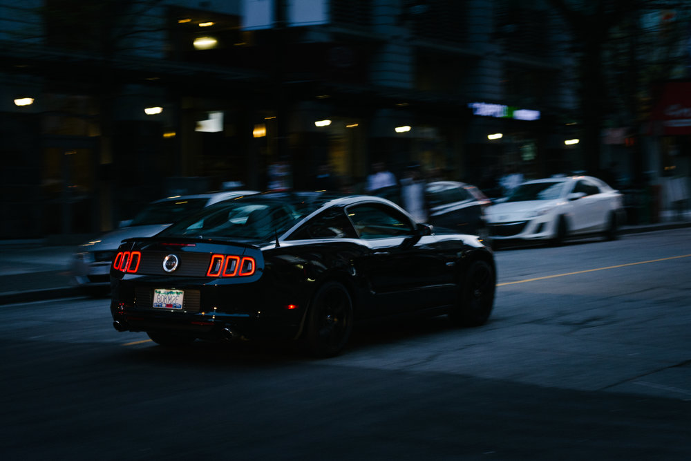 Ford Mustang Brasil