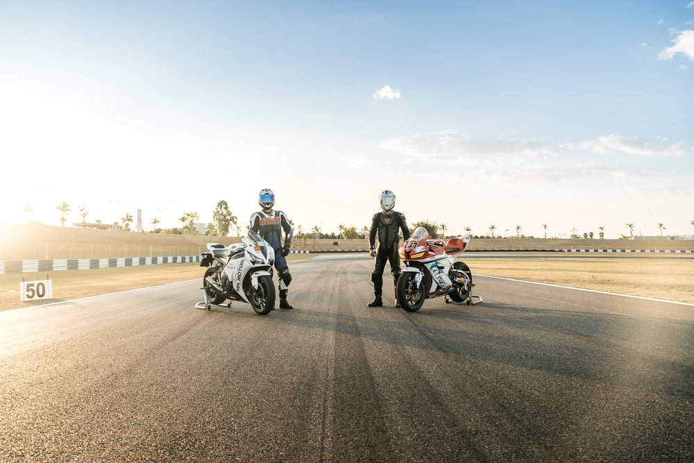 Ensaio SuperBike Brasil moto velocidade Goiania