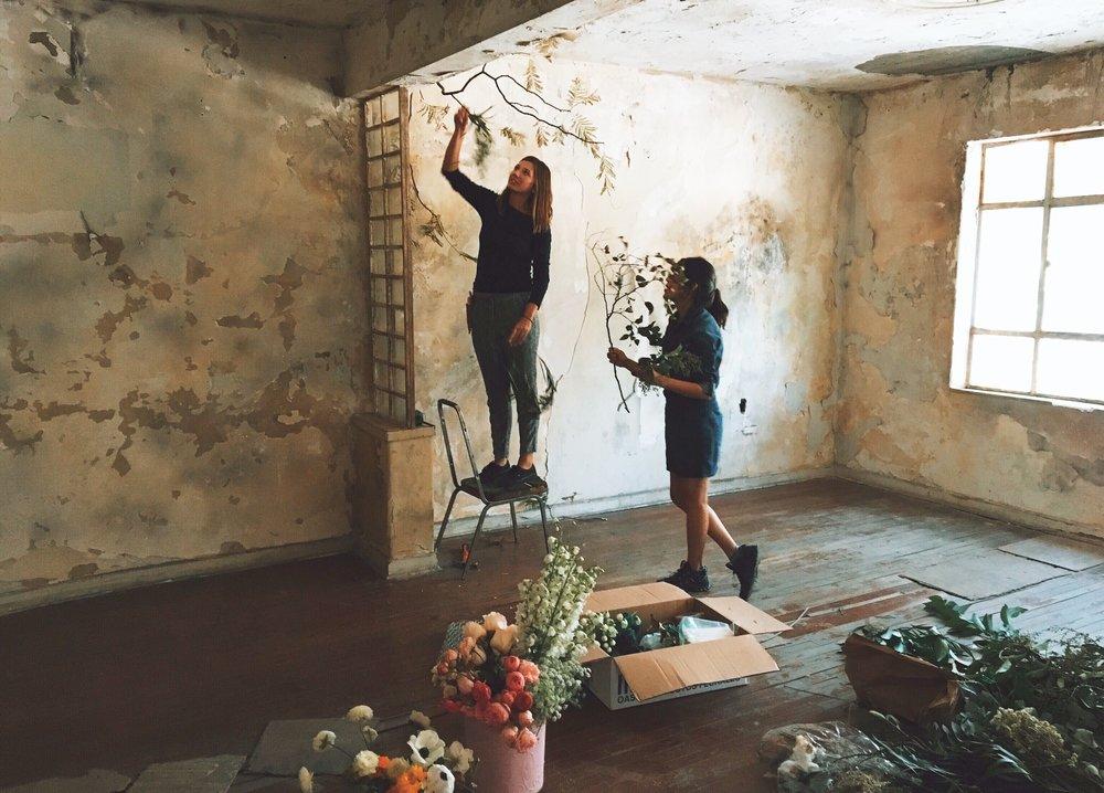 Lore y Olivia