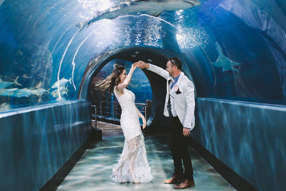 Lecinda Ward, Melbourne Wedding Photographer, Melbourne Aquarium_0272.jpg