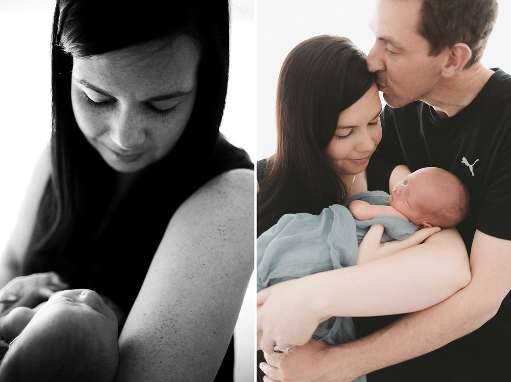 Williamstown Melbourne simple natural light newborn Photographer-18.jpg
