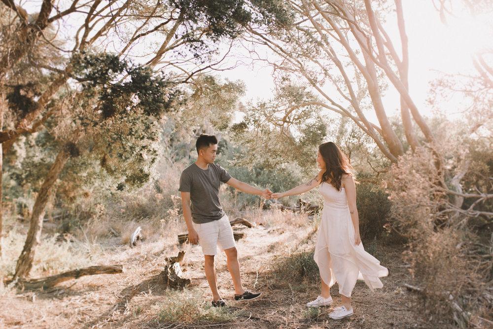 Mount Martha Natural Fun Candid Engagement Wedding Photography-13.jpg