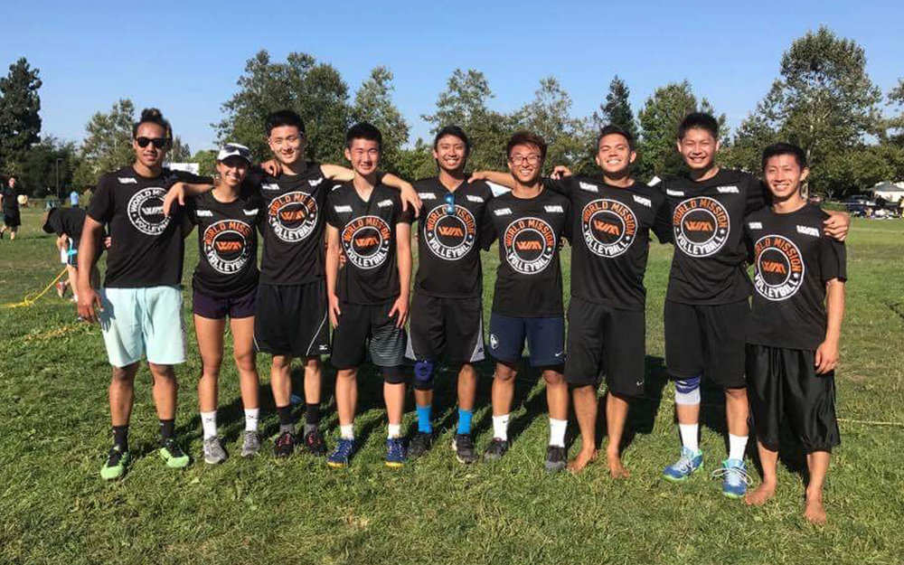 The awesome team wearing the shirts. The got first place in the tournament this year! Good job Tim! Hope you guys can defend your title next year!