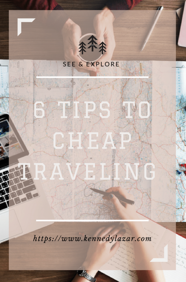 6 Travel Tips for the Budget Friendly Traveler