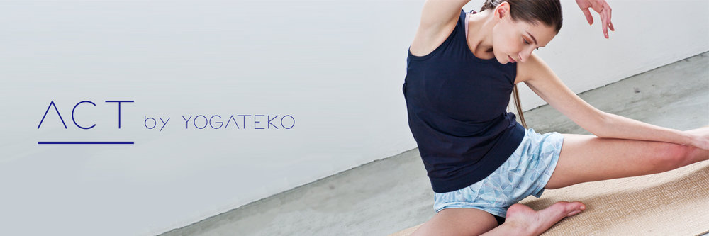 ACT by TOGATEKO アクティブな日本のヨガウェア