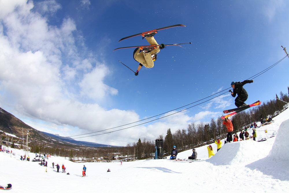Vinterjam - Vaset Skiheiser