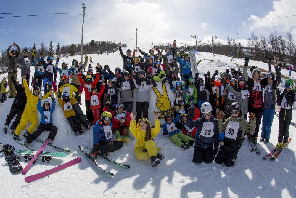 I Vaset Skiheiser: Snowboardklubben Fjølastubben Snøbrettlag