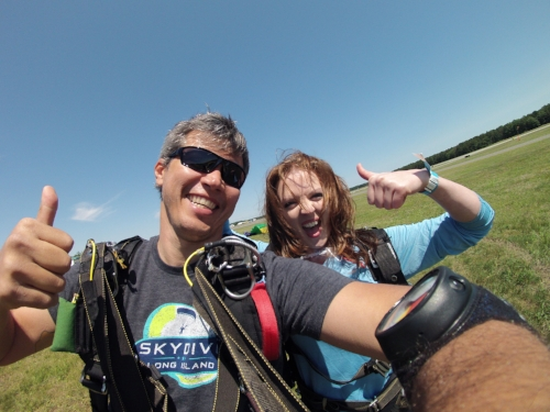 Official photos courtesy of Skydive South Shore