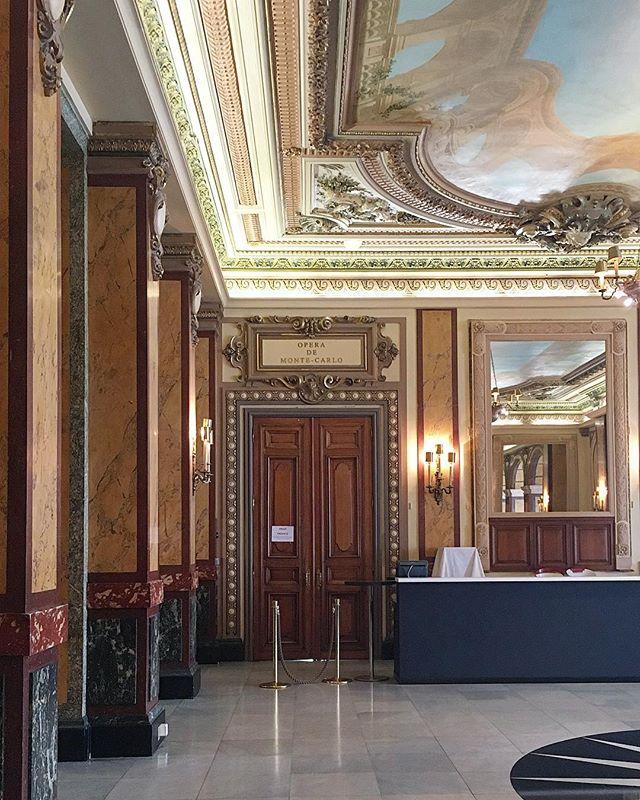 Details, details... 💕 . . . . #montecarlo #operahouse #interiordesign #interiordesigner #interior_design #ceiling #lookup #interiores #interieur #interiorstyling #luxuryworldtraveler #travelissexy #traveladdict #monaco #detailsoftheday #whatawonderfulworld #travelandlife #luxurydesign #luxurylifestyle #luxelife #travelbug #wanderlust #mytinyatlas  #travelgram #travelphotography #instatravel #passionpassport #igtravel #letsgoeverywhere #iamatraveler