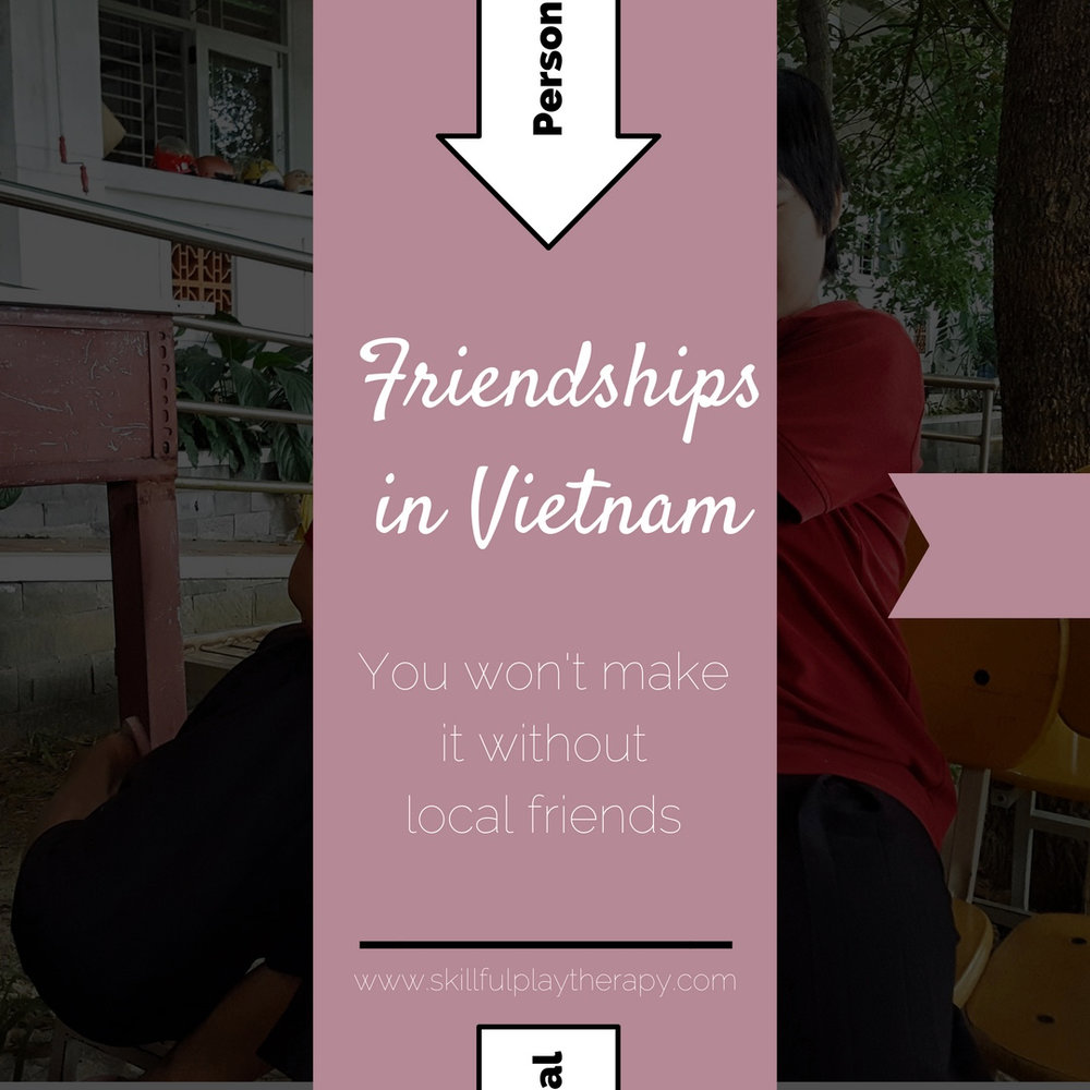 Friendships in Vietnam