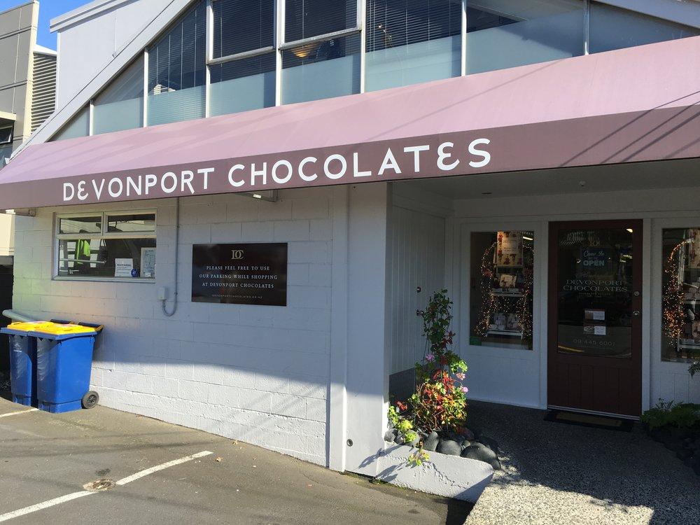 devonport chocolates.JPG