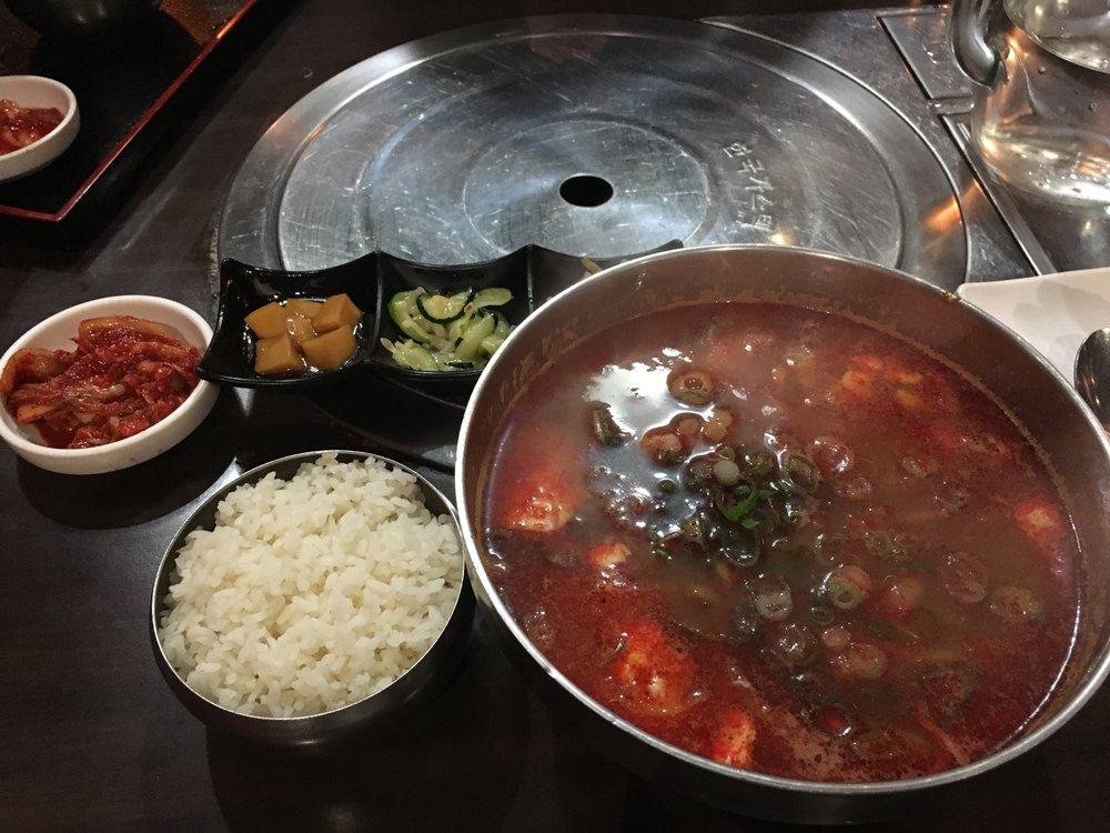 comida Koreana en Perth