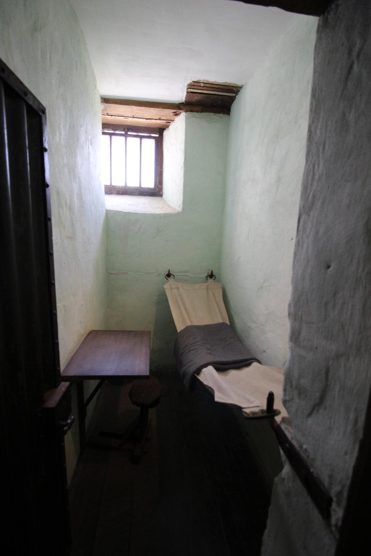 celdas en la prision freemantle