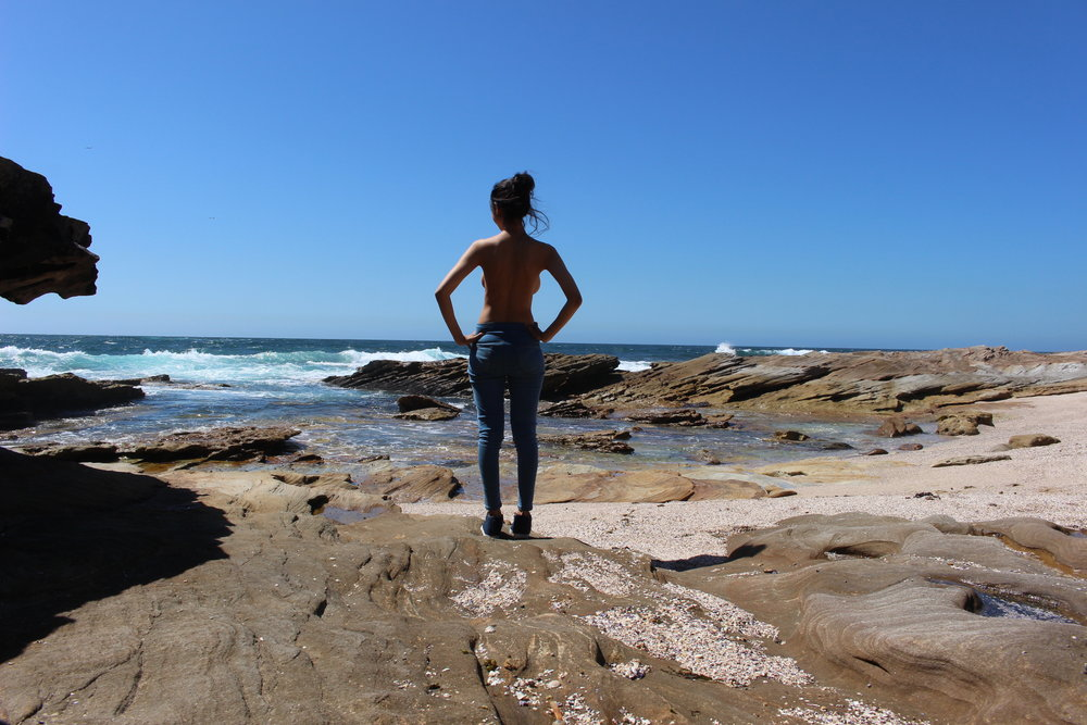 playa naturalista