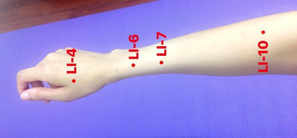 ドケルバン病の治療ツボ.JPG