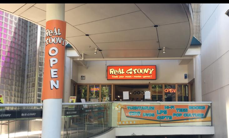 real groovy Auckland