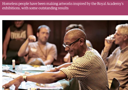 Guardian Society Art Club feature