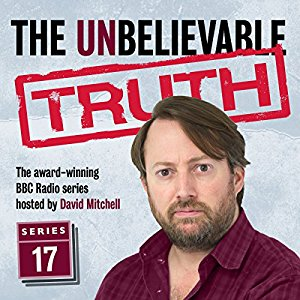 David Mitchell's Unbelievable Truth (series 17) is free as of June 4th 2018