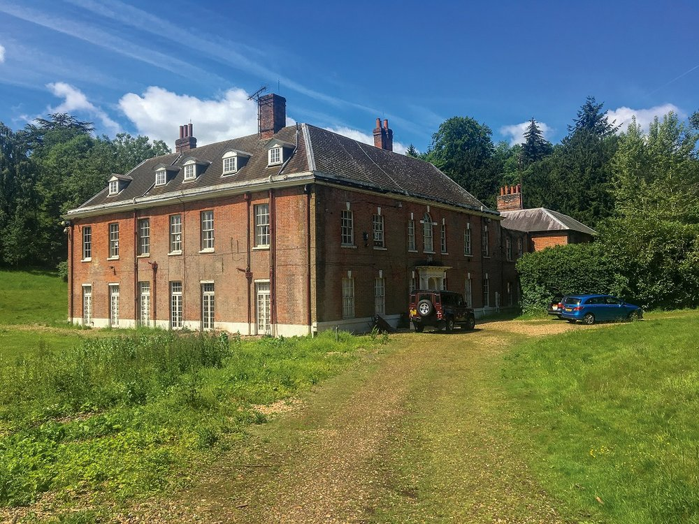 Bere Court, Berkshire