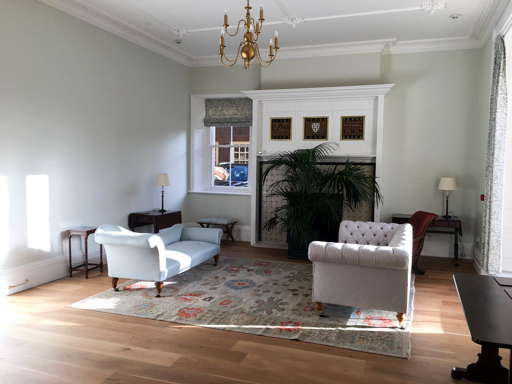 Mary Somerville Room