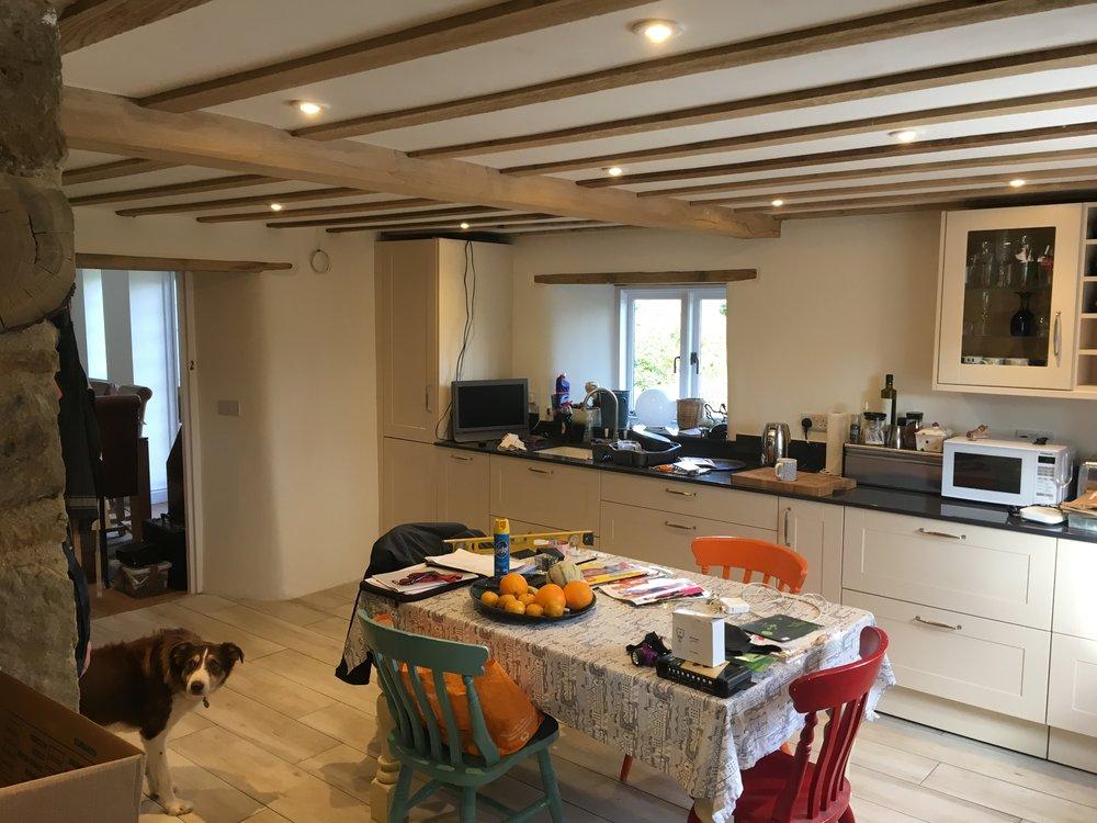 Ground Floor restored